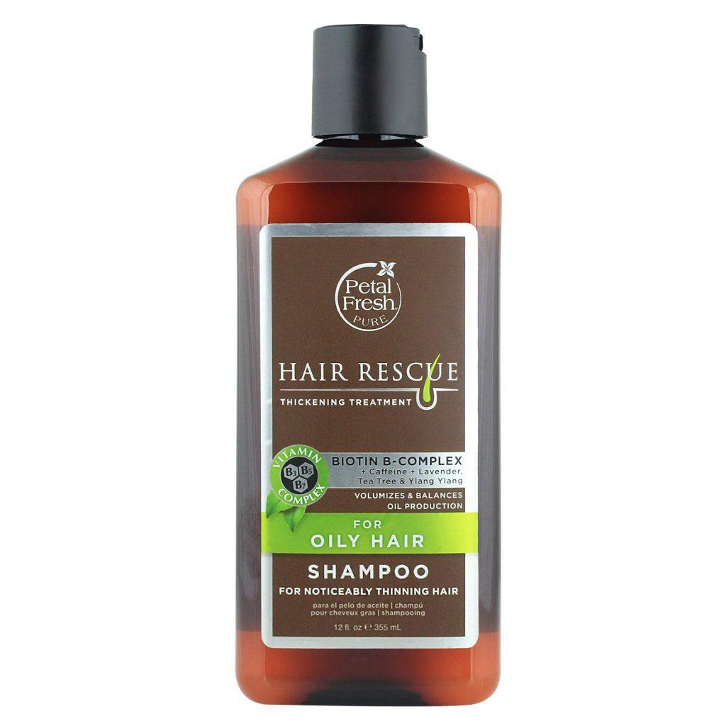 افضل شامبو لتكثيف الشعر من اي هيرب للشعر الدهني طبيعي