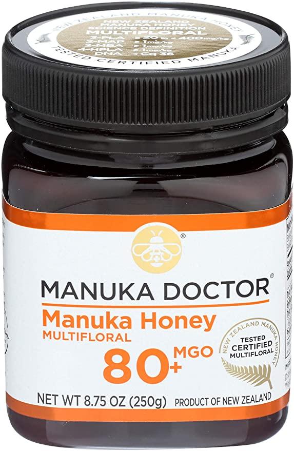 افضل انواع عسل مانوكا دوكتور من اي هيرب doctor manuka honey
