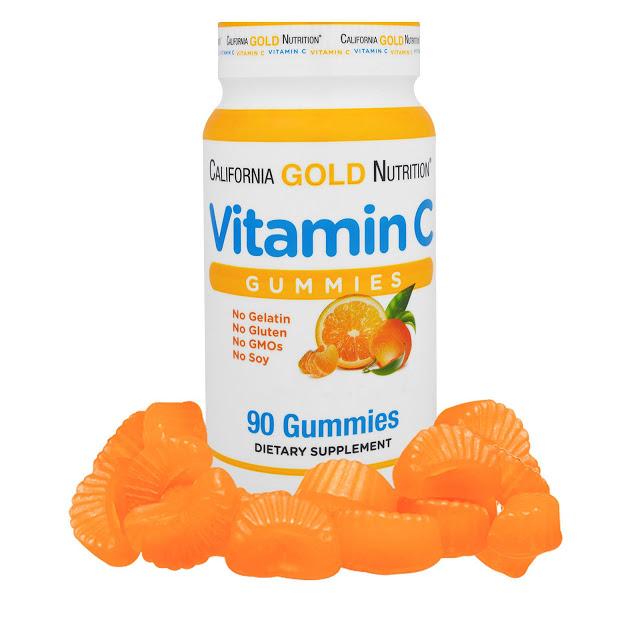 حلاوة فيتامين سي للاطفال