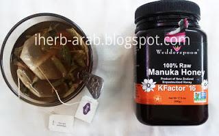 عسل مانوكا لعلاج التهابات الحلق